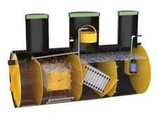 Який вибрати септик барс і як правильно встановити його на заміській ділянці?