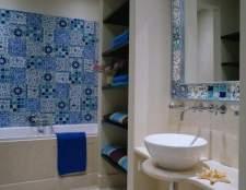 Яку плитку вибрати для маленької ванної кімнати? Поради та рекомендації