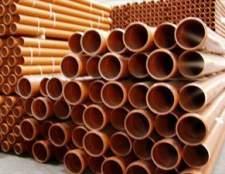 Каналізаційні труби для зовнішньої каналізації: вибір матеріалу і особливості монтажу