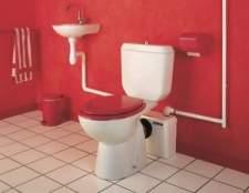 Каналізаційний насос в туалет для приватного будинку