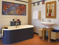 Як дешево обробити ванну кімнату: на чому можна заощадити?