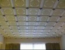 Клейові стелі і їх переваги