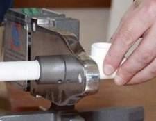 Монтаж пластикових труб: поради по виконанні робіт своїми руками