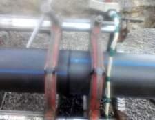 Монтаж поліетиленових труб: рекомендації по проведенню робіт