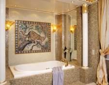 Мозаїка для ванної кімнати: вишукана альтернатива кахельної плитці!