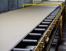 На «белгіпсе» запустили виробництво гіпсокартону європейської якості