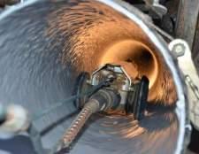«Напилювана труба» для магістральних водопроводів