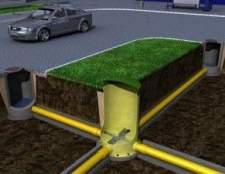 Зовнішні мережі каналізації: рекомендації по будівництву