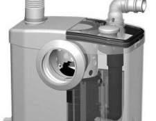 Насос для каналізації: складова частина напірної каналізації