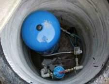 Облаштовуємо якісний водопровід з колодязя в приватний будинок
