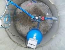 Пристрій колодязя і свердловини для води в приватній будинку своїми руками