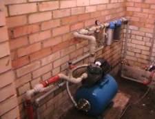 Особливості установки і підключення насоса до водопроводу