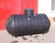 Особливий тип каналізації: вигрібна яма з бетонних кілець