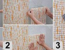 Плитка мозаїка для обробки ванної кімнати: особливості вибору та монтажу