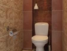 Плитка в туалеті: правила хорошого ремонту санвузла