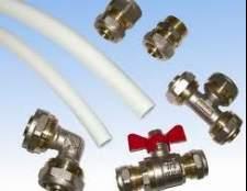 Покрокова збірка і установка металопластикових труб