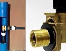 Переваги адаптера для свердловини і його установка