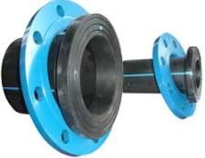 Застосування фланцевих з`єднань для монтажу поліетиленових труб