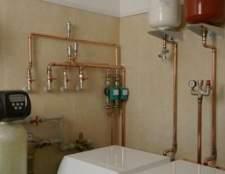 Застосування в водопроводі мідних труб і фітингів