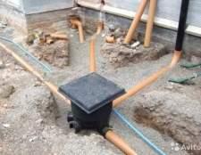 Проектування і розрахунок системи зливової каналізації на ділянці