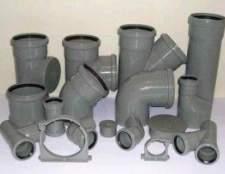 Пвх труби для каналізації: різновиди та особливості монтажу