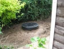Септик біонік - це автономна каналізація для приватного будинку