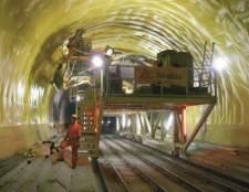 Швейцарська будівництво століття: більше 3,3 млн кв. М. Полімерних мембран знадобилося для гідроізоляції го