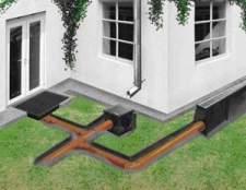 Система зливового водовідведення: принципи пристрою і установки