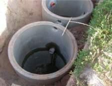Зливна яма з бетонних кілець: поради по будівництву місцевої каналізації