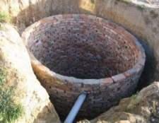 Зливна яма на дачі: поради по будівництву