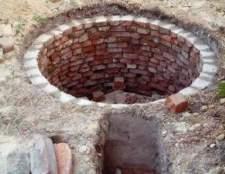 Зливна яма своїми руками: облаштовуємо дачу