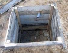 Зливна яма в приватному будинку: рекомендації по будівництву