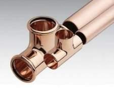 З`єднання труб з кольорових металів: способи виконання монтажу трубопроводу