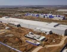 Спорудження підприємства з випуску стельових плит триває в «алабуга»
