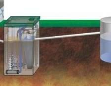 Сучасна автономна каналізація топас: ефективне очищення стоків заміського будинку