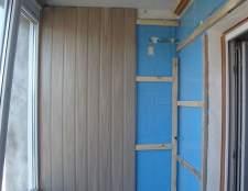 Стінові панелі пвх: проводимо монтаж своїми руками