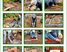 Будівництво фундаменту під теплицю: як можна зробити міцне підгрунтя?