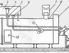 Технічна характеристика електровоздухонагревателя евп-1
