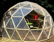 Теплиця геодезичний купол: легкість, міцність, стиль і багато чого іншого