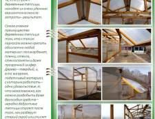Теплиці з дерева: найкраща добірка з 5-ти проектів, які можна побудувати своїми руками