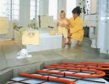 Тепла водяна підлога: пристрій і технологія монтажу