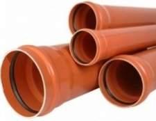 Труби пвх для каналізації: переваги, характеристики та особливості монтажу