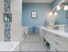Варіанти обробки ванної кімнати: найбільш практичні рішення