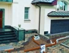 Водовідведення та каналізація при будівництві приватного будинку