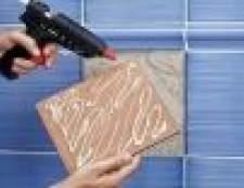 Рідкий клей для плитки. Опис і застосування